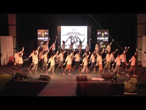 BVBCET_Royal_Mechies_Still_Dance_2k17/ Mechanical dance / BVBCET / Pleiades 2k17 / Sparsh