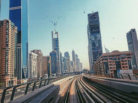 Daily Route | Sheikh Zayed Road | Dubai, UAE 🇦🇪