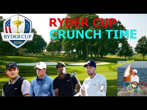 Ryder Cup Crunch Time, Golden Boy-Fairways of Life w Matt Adams (Wed July 21)