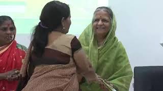 MGM University   BeejMata Padmashree Rahibai Popere on the occasion of Foundation Day of Lokpatra