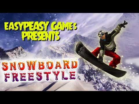 Snowboard Freestyle 2018