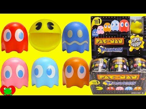 Opening Pac Man Mashems