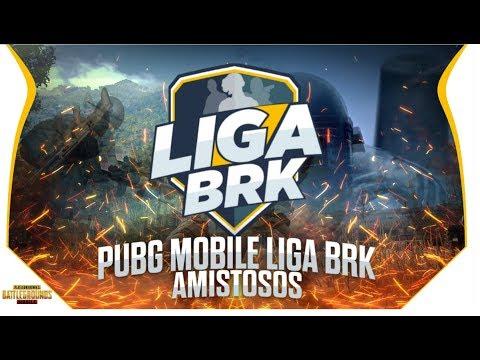 LIGA BrK - 1º AMISTOSO