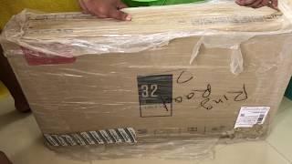 TCL L32D2900 LED TV || UNBOXING || REVIEW