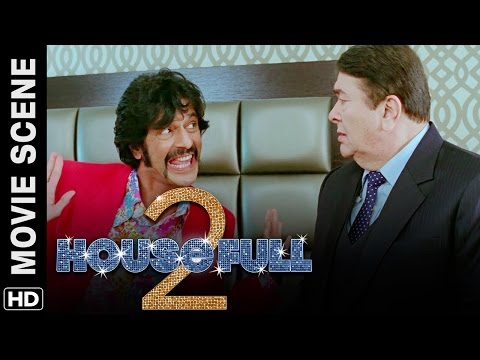 Pasta and the Kapoor brothers   Housefull 2   Movie Scene Mp3