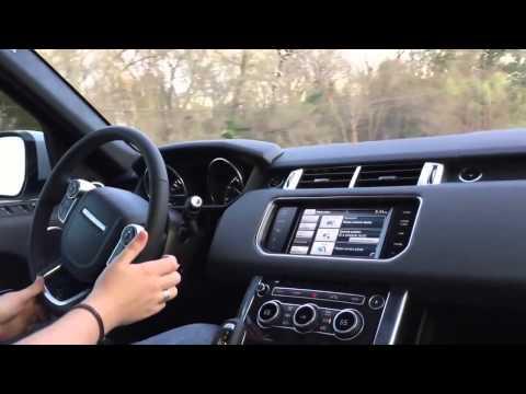 Range Rover Sport 2016. Range Rover sport autobiography 2016 review.