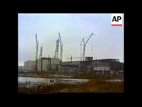 Lithuania - Threats Close Nuclear Reactors