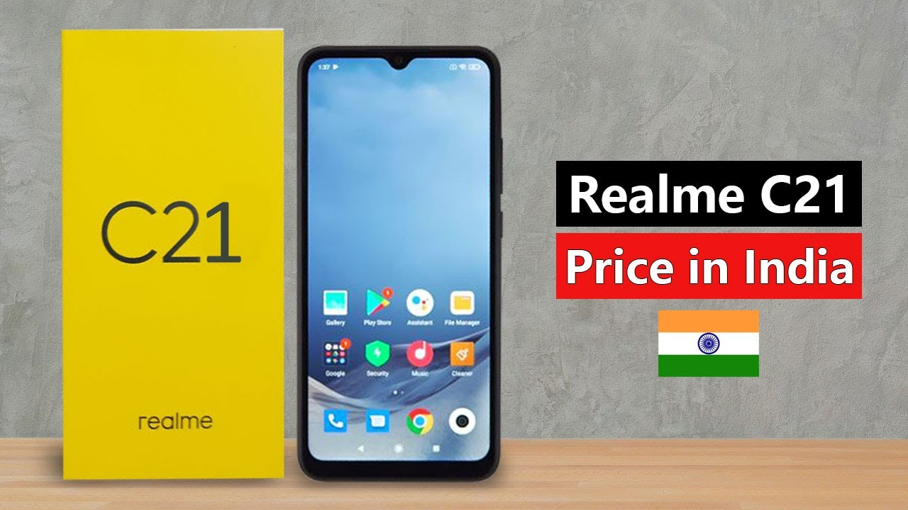 Realme C21 Price In India With Complete Specifications Youtube