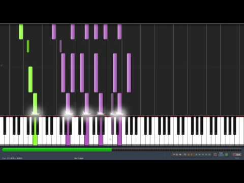 Comfortably Numb - Pink Floyd - Synthesia Piano Playthrough + MIDI File