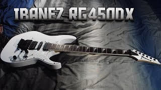 My Ibanez RG450DX is THE BEST GUITAR I HAVE EVER OWNED! | Ibanez RG450DX Review
