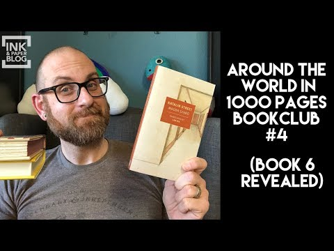 Around the World in 1000 Page Book Club #4