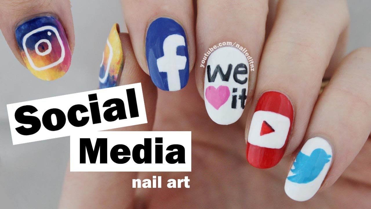 Social media nail art nailed it nz facebook instagram we social media nail art nailed it nz facebook instagram we heart it youtube twitter youtube prinsesfo Image collections