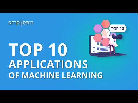 Top 10 Machine Learning Applications you Should Know About