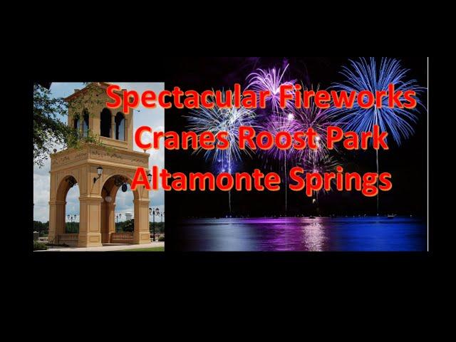 cranes roost altamonte springs christmas lights