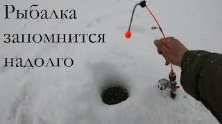 ЭКСТРЕМАЛЬНАЯ ЗИМНЯЯ РЫБАЛКА ЗА КУМЖЕЙ EXTREME WINTER FISHING FOR TROUT