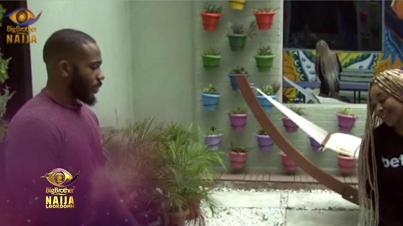 Day 30: 'This boy that has brain touch' - Erica | Big Brother: Lockdown | Africa Magic