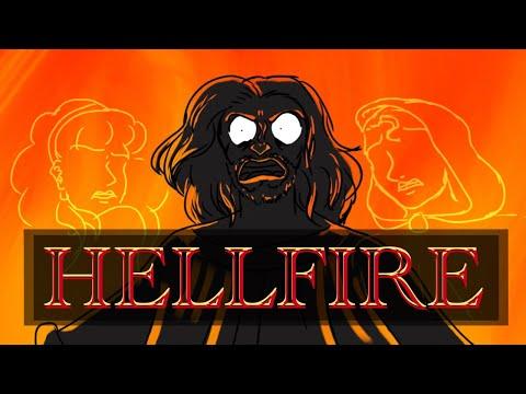 Hellfire- OC Animatic [Jonathan Young Cover]