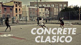 Concrete Clasico 2014