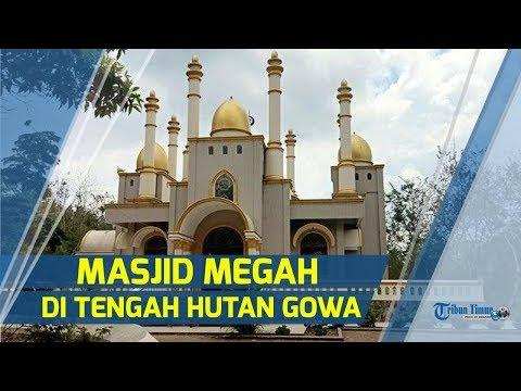 Deretan Fakta Masjid Indah Di Tengah Hutan Gowa, Yang Jadi Viral
