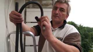 Самостоятельная установка кондиционера: Часть 3(Посмотрев этот ролик вы узнаете как самостоятельно установить кондиционер. В данной части вы увидите как..., 2013-06-17T09:10:50.000Z)