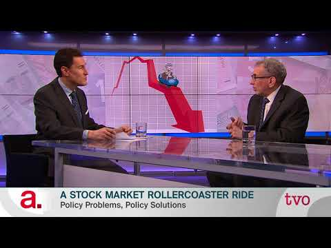 A Stock Market Rollercoaster Ride