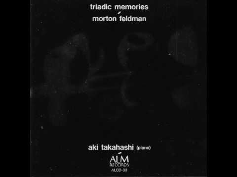 Aki Takahashi - Triadic Memories