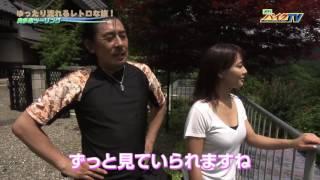『週刊バイクTV』#650「ゆったり流れるレトロな旅!奥多摩ツーリング」③【チバテレ公式】