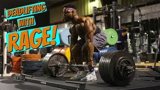 DEADLIFTING WITH RAGE | Raw Nationals Prep Ep. 5
