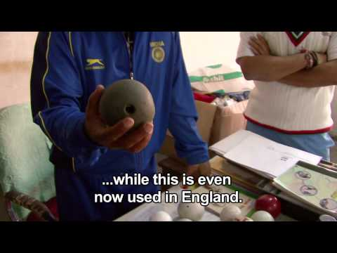 It's Cricket, No? - How Cricket Balls for the Blind were Improvised