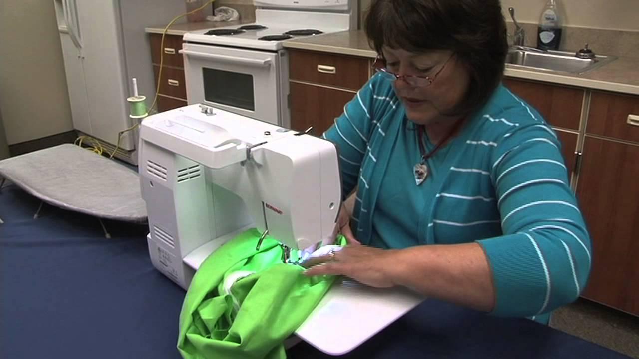 How to Sew a Beach Towel Bag - YouTube