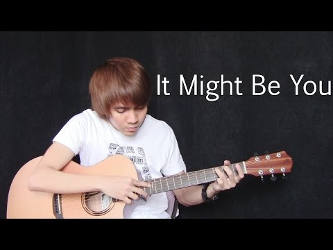 It Might Be You - Stephen Bishop (fingerstyle guitar cover v3.0)