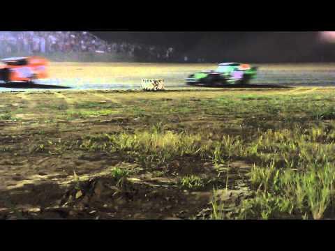 USRA Modified Clip 8-15-15 Clip I-49 Nevada Speedway
