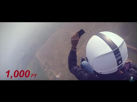 Motorola Moto X Force 1000 foot Drop Test - Dropped from the sky - iGyaan