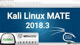 install kali linux 2018.1 virtualbox