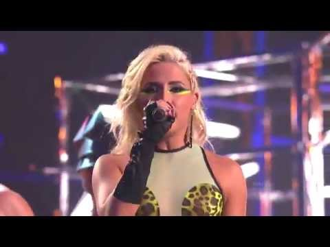 CeCE Frey X Factor USA Live Peformances Night 1