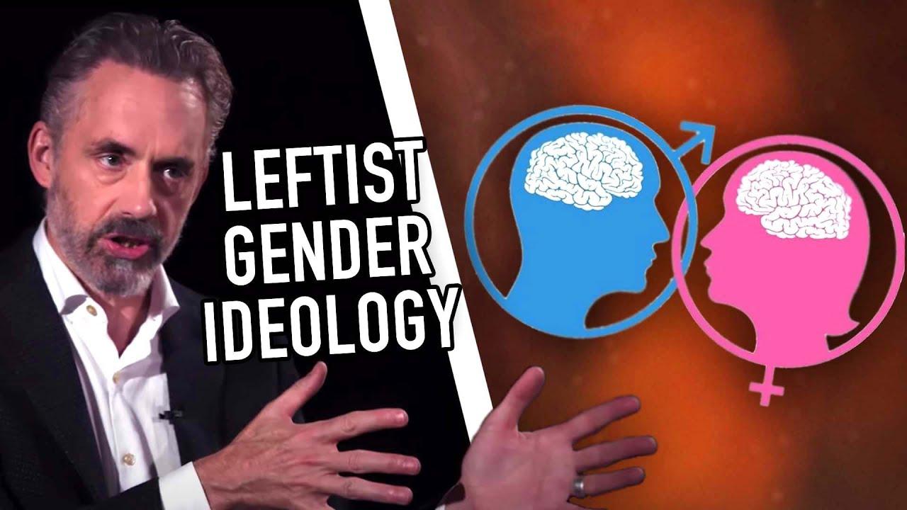 Jordan Peterson Debunks Leftist Gender Ideology in 8 Minutes