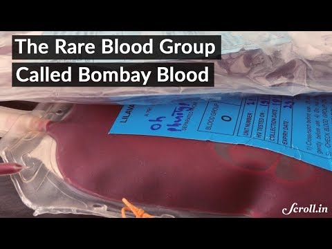 The Bombay Blood Group