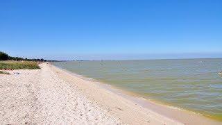 Ейск пляж Ейского лимана
