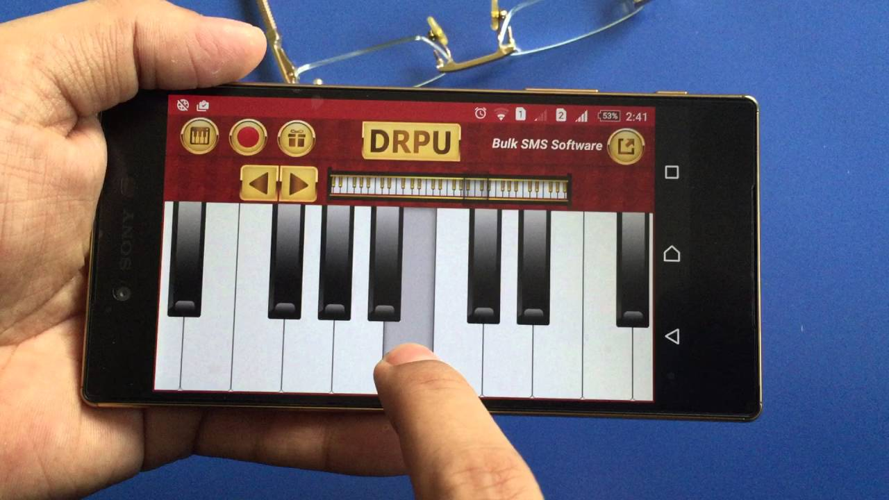 Piano App For Android Download Url Below Digital Keyboard Electric Pianos Classic Modern Grand Youtube