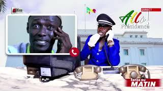 Infos du matin - 25 Janvier 2021 - Allo Présidence avec Per bou khar et Ndiaye
