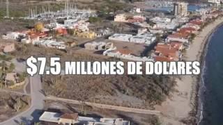 Nuevo escándalo de Guillermo Padrés, su playa privada