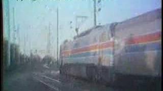 Amtrak electrics