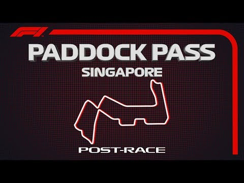 F1 Paddock Pass: Reviewing the 2019 Singapore Grand Prix