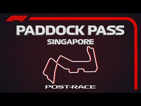 F1 Paddock Pass: Reviewing the 2019 Singapore Grand Prix