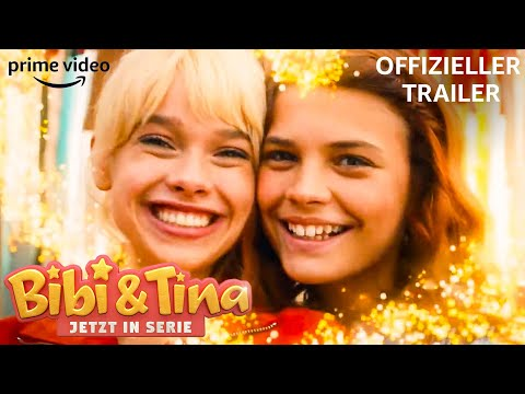 Bibi & Tina | Staffel 1 | Offizieller Trailer | Prime Video DE