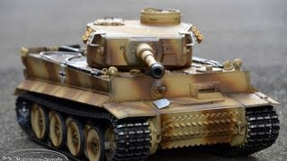 Video PRODUKTVORSTELLUNG REVIEW TAIGEN HENG LONG RC PANZER TIGER 1 PLATIN EDITION 2.4 GHZ LICMAS TANK 1:16 download MP3, 3GP, MP4, WEBM, AVI, FLV November 2017