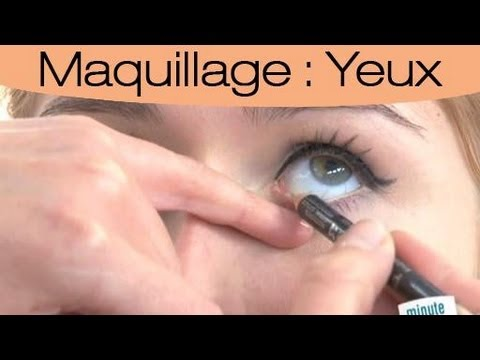 Maquillage mettre de l 39 eye liner youtube - Comment mettre de l eye liner ...