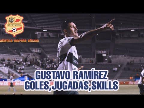 GUSTAVO RAMÍREZ REFUERZO DEL ATLÉTICO MORELIA!!-(goles,jugadas,skills)-atlético morelia afición.