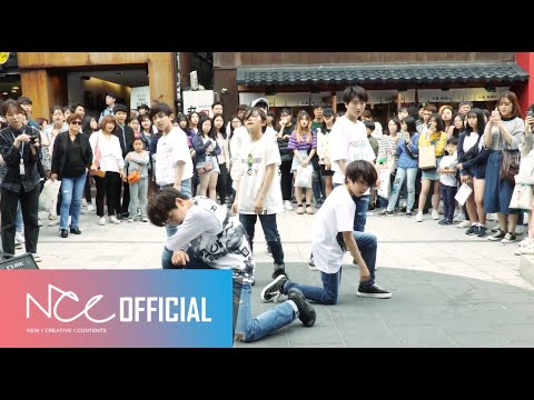 "BOY STORY HONGDAE BUSKING - ""HOW OLD R U & Can't Stop"" Remix"