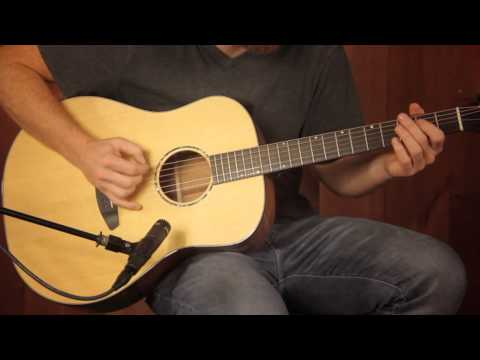 Breedlove Premier Series Dreadnought Demo and Tone Review